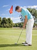 高尔夫玩家